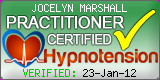 Jocelyn Marshall - Certified Hypotension Practitioner